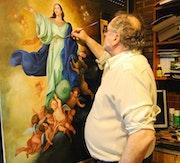 Virgen de La Velilla.