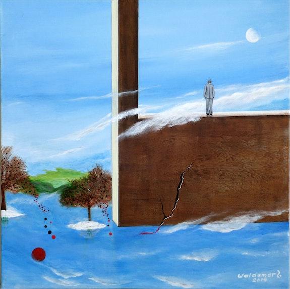 L'art d'être libre.  Waldemar Nobre