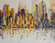New york aux mille feux. Jean-Luc Bénac