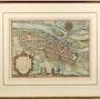 Ansicht Magdeburg, Braun & Hogenberg, um 1580. Thomas Kern