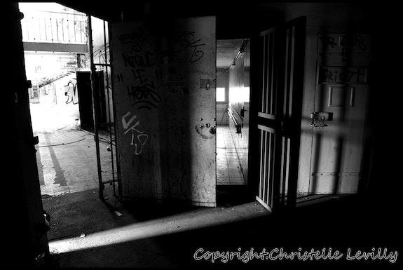 La prison. Christelle Levilly Photod'unjour