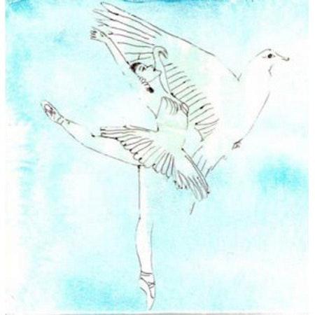 Birthe bo sakurai - Contes et légendes de Bornholm (9), mixed media. Birthe Bo Sakurai Art'et Miss