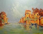 Venise dorée.