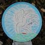 Matisse a l'aide. Création 2014. Mouvement rondisme -roboterrisme. Claude Sauvage