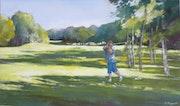 Golf à Bresson.