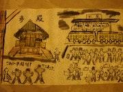 Souvenir ! Voyage à Kyoto Nara 1967 b. Toshio Asaki