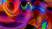 Un chassé croisé de couleurs juste avant que le réveil ne sonne..