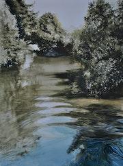La rivière.