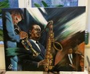 Music Jazz. Christine Venniro
