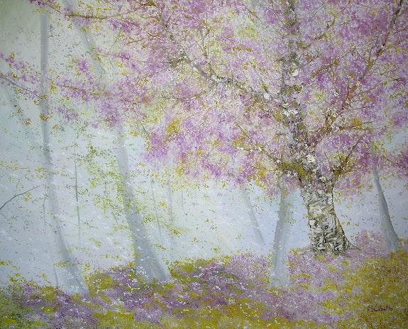 Petalos violetas. Antonio Sánchez Cabello Antonio Sanchez Cabello