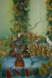 Les âmes de la forêt. Bekens Metellus