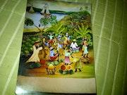 La campagne haitienne. Bekens Metellus
