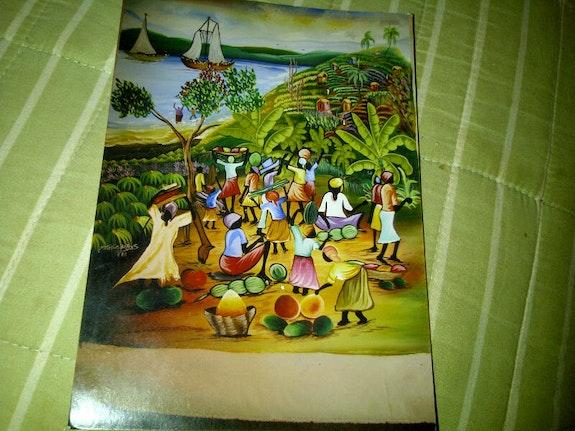 La campagne haitienne. Mettellus Bekens Bekens Metellus