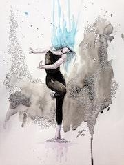 Danseuse.
