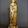 Vierge aux étoiles. Marc Menzoyan Antiquités