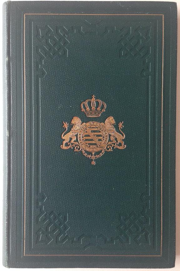 Hof- und Staatshandbuch Herzogtum Sachsen-Meiningen 1889!.  Thomas Kern