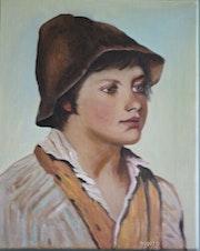 L'enfant dans l'art. Bernard Hugot