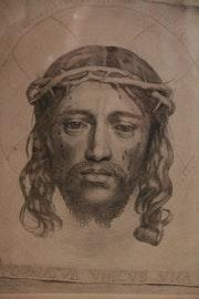 La Sainte Face.
