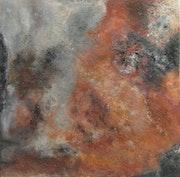 «Rouille» de la nouvelle Galerie d'oeuvres intitulée » Renait Cendres».