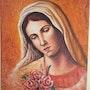 Virgen maria. Eduardo Arciniegas