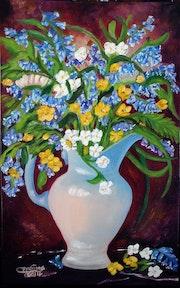 Bouquet de fleurs des bois..