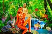 Adam et Êve.