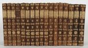 Pigault-Lebrun, Theatre, 17 Bände aus der Bibliothek der Grafen von Schönborn.. Thomas Kern