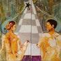 Symbolique de l'amour. Marie Joelle Robert