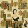 Les belles dames du temps jadis (avec Ava Gardner). Ghislaine Phelut