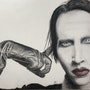 Marilyn Manson. Jerome Royer