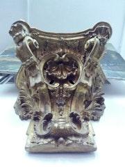Ménsula de retablo. Carlos Gete