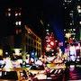 New-York, la nuit. Gilbert Verani