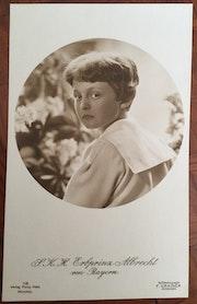 Fotoalbum Königshaus Bayern, 71 ungelaufene Postkarten, Beginn 20. Jhdt.. Thomas Kern