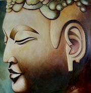 Mon Bouddha à moi.