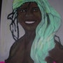 Femme africaine. Chantal Fiorato