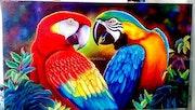 Papagayos. Peñita