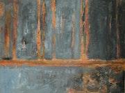 Corrosion de la nouvelle Galerie d'oeuvres intitulée » Renait Cendres».