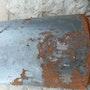 Rhyolite amarante de la nouvelle Galerie d'oeuvres intitulée » Renait Cendres». France Mannaioni