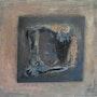 Papillon de FEUde la nouvelle Galerie d'oeuvres intitulée » Renait Cendres». France Mannaioni