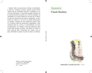 «Anamnèse, Intrication poétique».