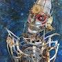 Automate n° 7 «Lud Aster». Frédéric Letrun