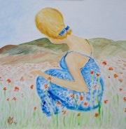 Bild 557: Blumenfee.