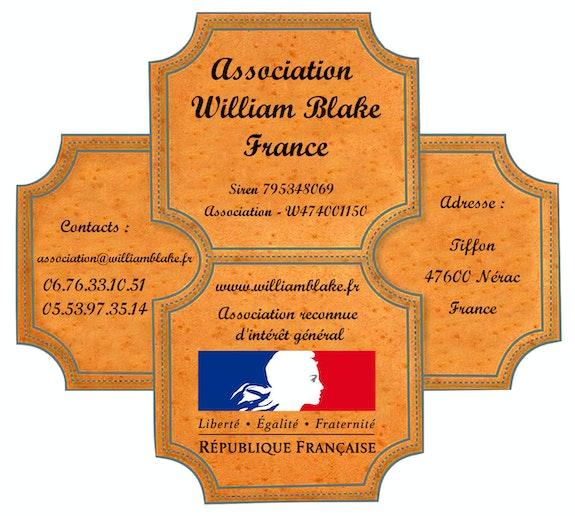 Association William Blake. Andre Furlan Andre Furlan