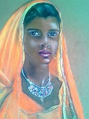 Femme indienne.