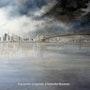 New York - Vue panoramique un soir d'orage. Isabelle Moreno