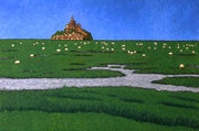 Le Mont Saint-Michel. Claude Guillemet