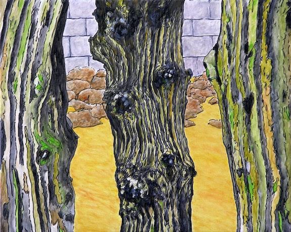 Les brise-lames du Sillon, Saint-Malo.. Claude Guillemet Claude Guillemet