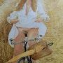 Ballade à vélo. Paul Dechambray
