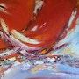 L'océan rouge. Nathalie Bonnet