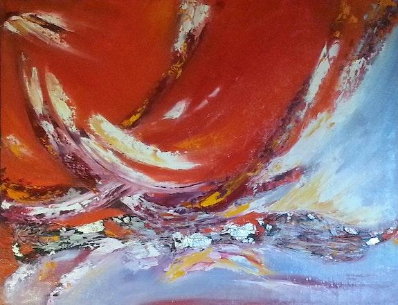 L'océan rouge. Nathalie Bonnet Nathalie Bonnet